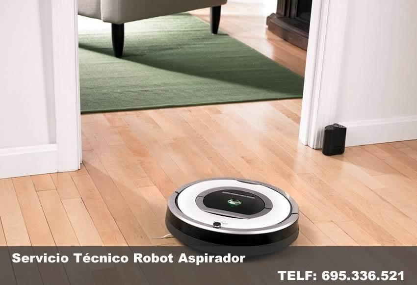 servicio tecnico robot aspirador Rocafort